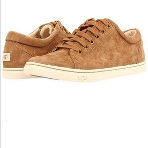 UGG Tomi Chestnut Shoes Size 9.5
